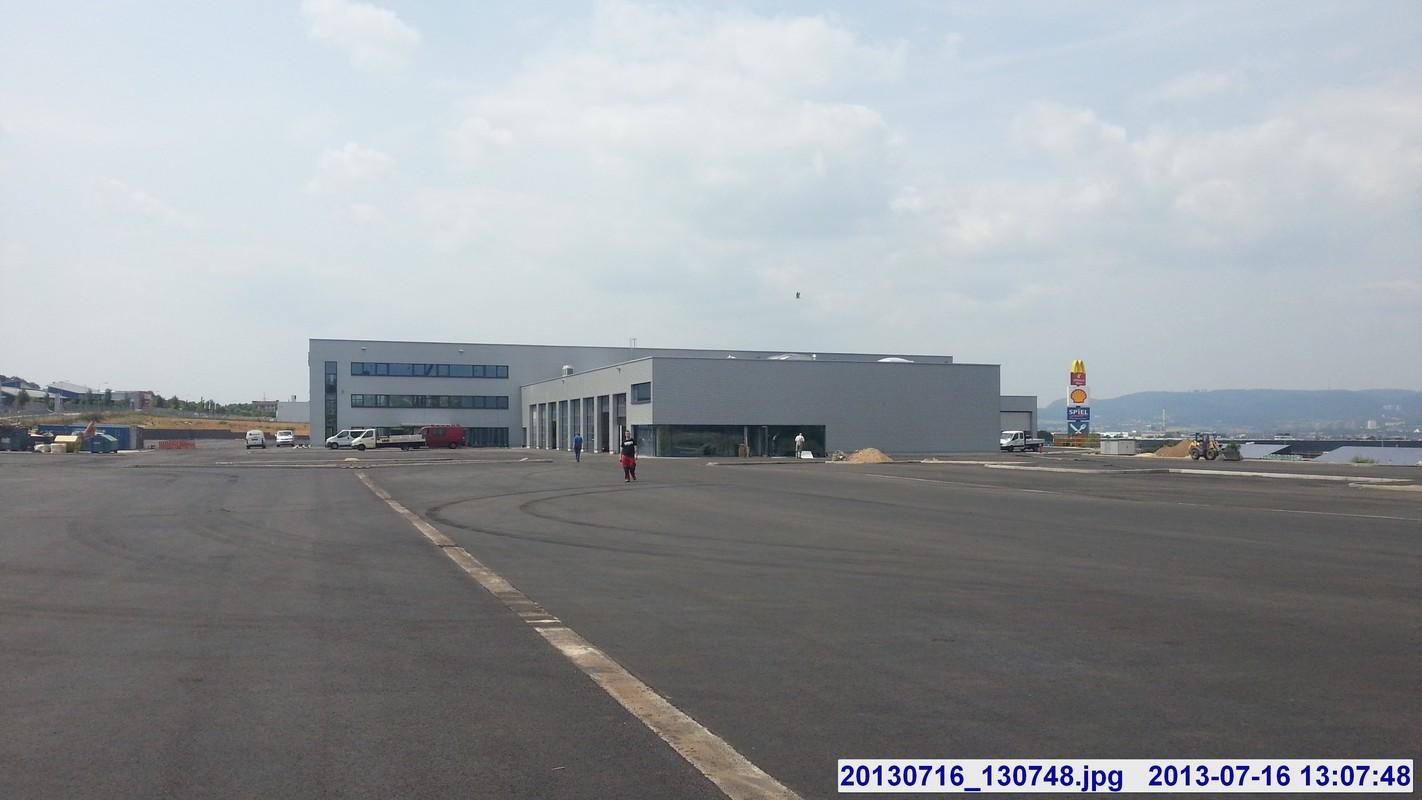 Daimler Benz Nutzfahrzeugzentrum Technische Qualitätskontrolle